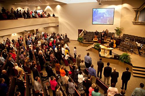 Apostolic Oneness Pentecostals